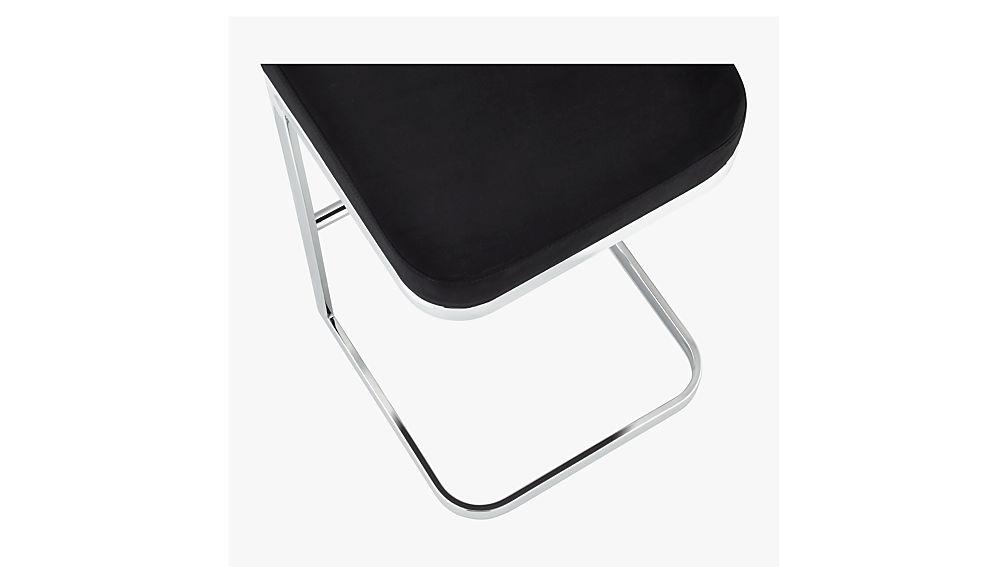 """mack suede 30"""" bar stool"""