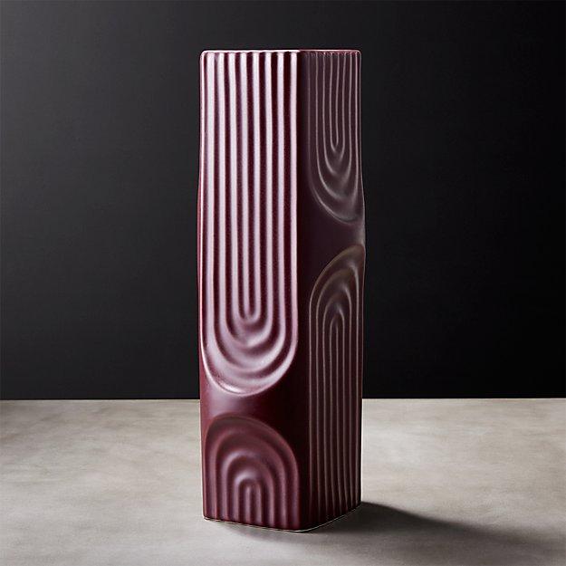 Mack Plum Vase