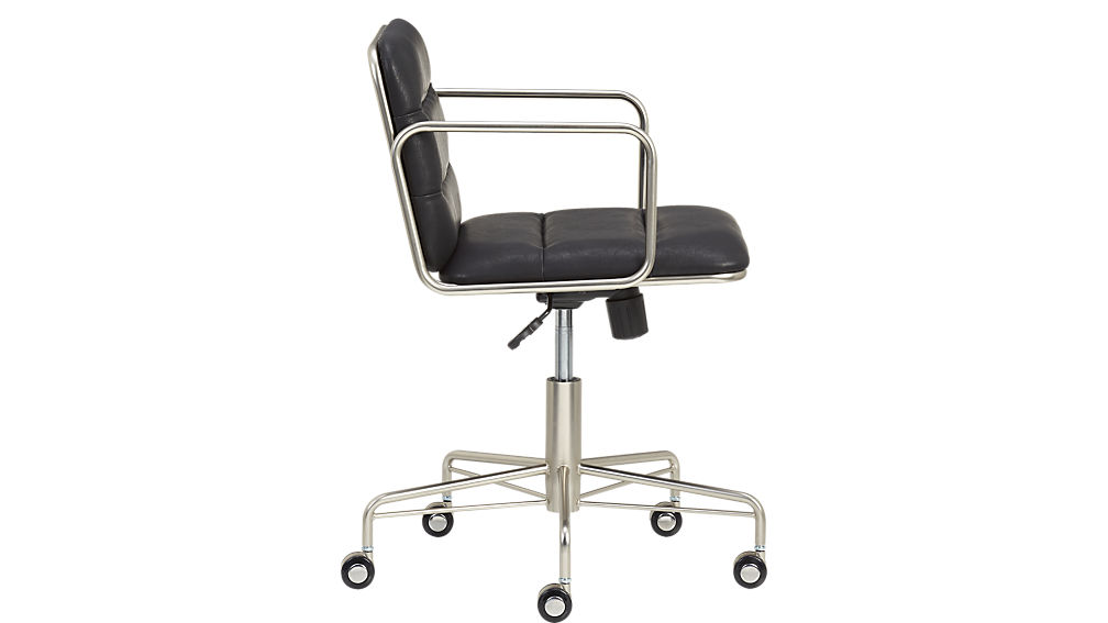 mad black office chair