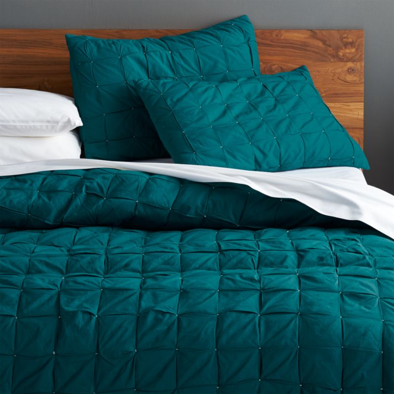 mahalo blue-green king quilt