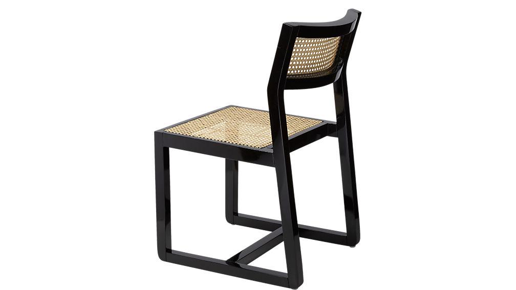 makan mahogany chair