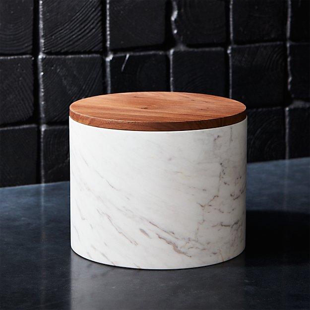 ishi marble large canister