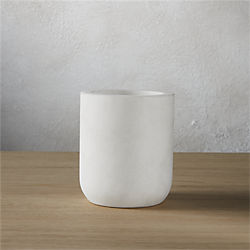 marble toothbrush-razor cup