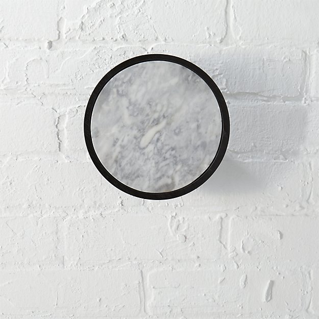 marble large wall hook