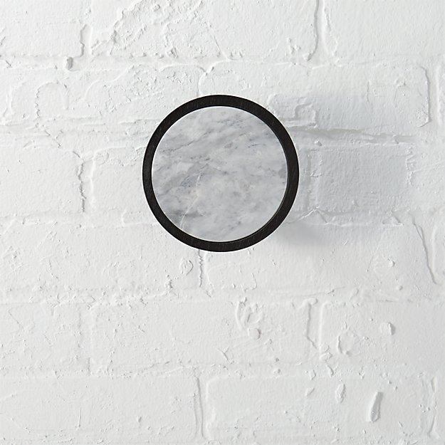 marble medium wall hook