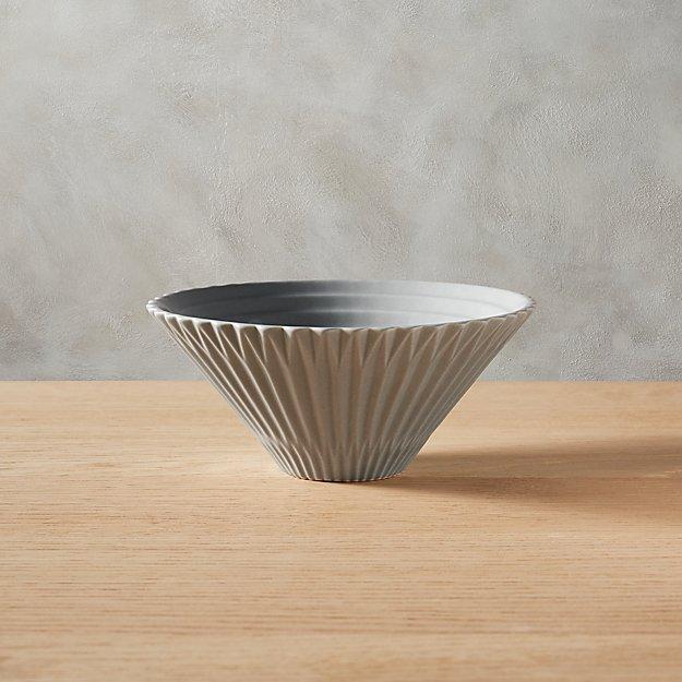 marcel grey bowl