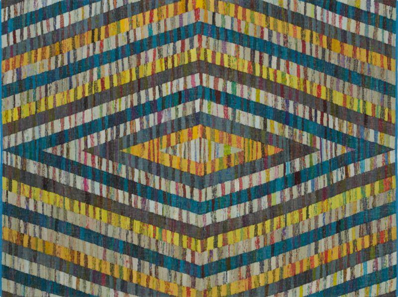 marque chindi rug 8'x10'
