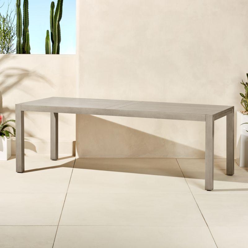 Cb dining table for Interior design degree plan uta
