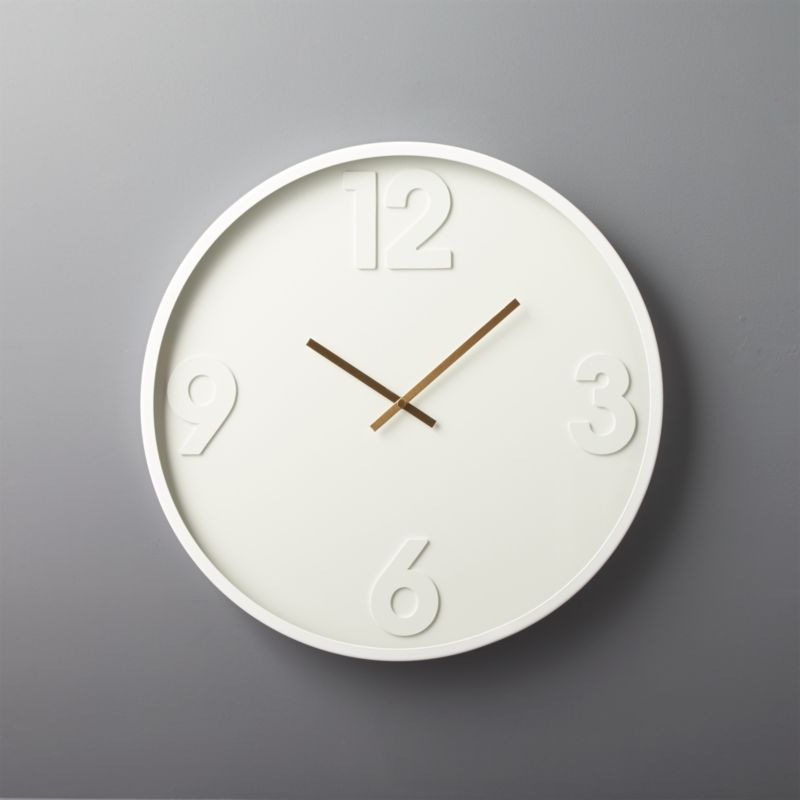 Mello Wall Clock