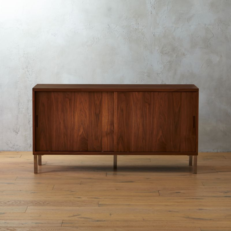 mercer credenza. Modern Storage Options   Modern Bookcases  Shelves  Consoles and