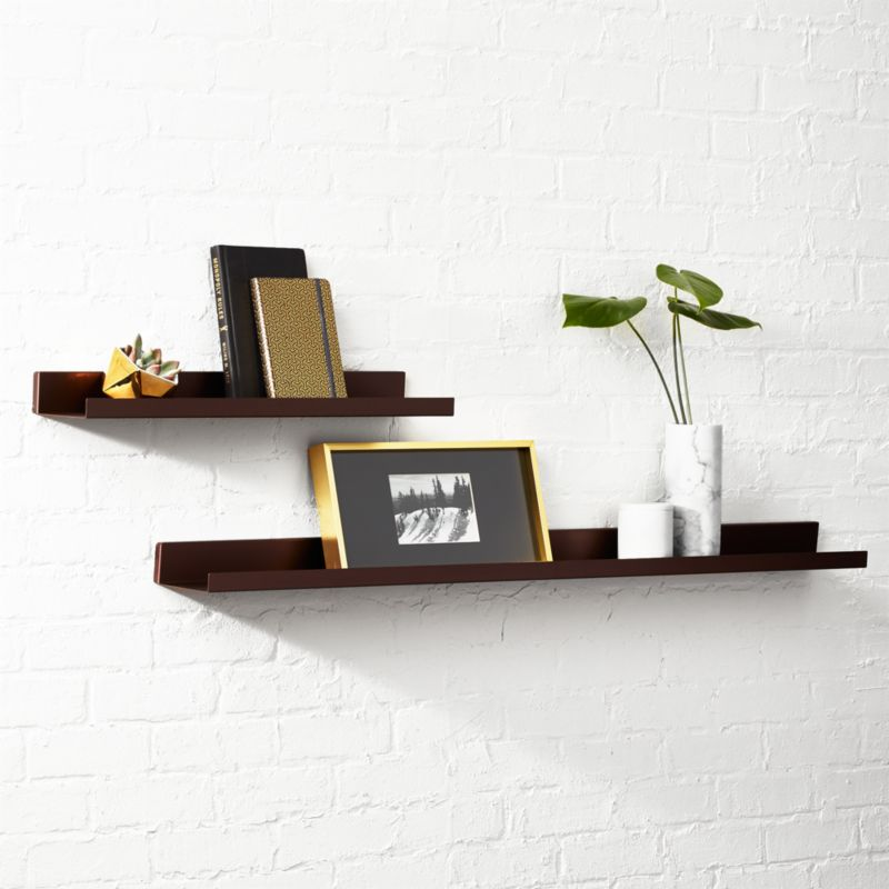 Modern Shelving And Wall Mounted Storage | Cb2