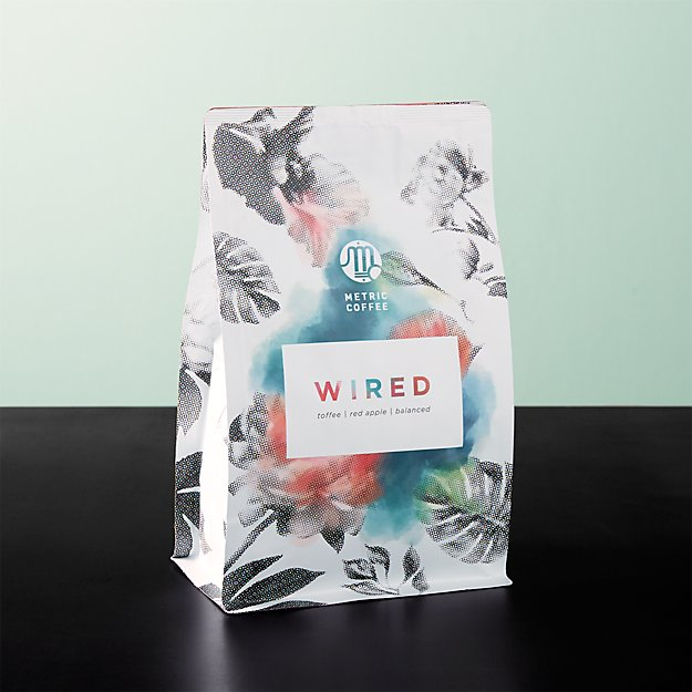Metric Blend Wired Coffee | CB2