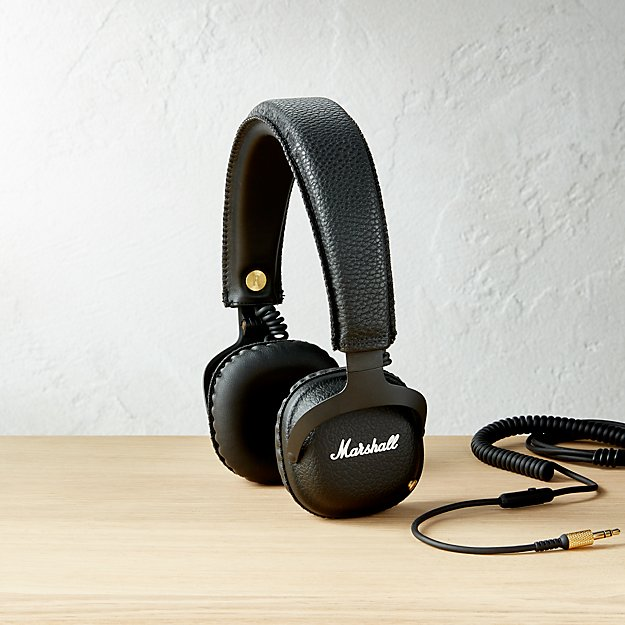 Marshall Mid Bluetooth Black Headphones