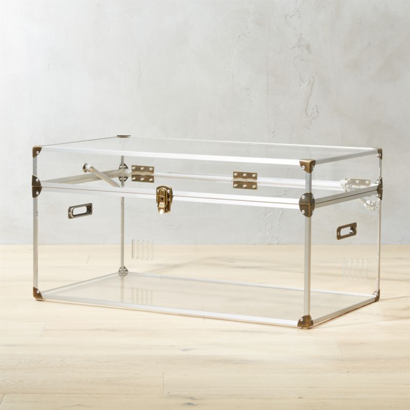 Storage Accessories: Boxes, Baskets and Racks   CB2