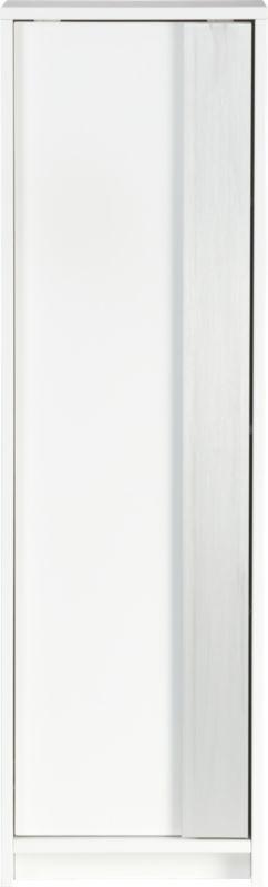 monolith white cabinet