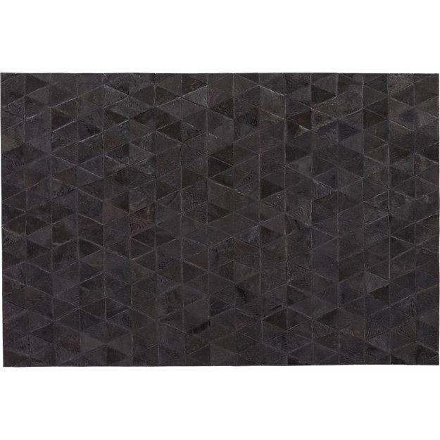 monroe hide rug 5'x8'