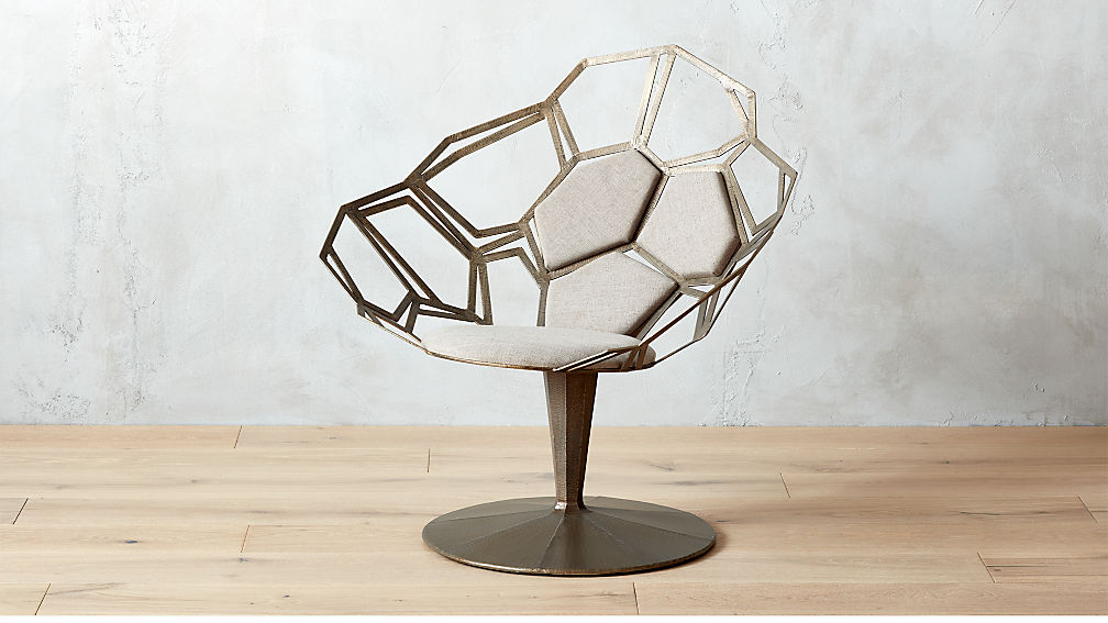 mosaico statement chair