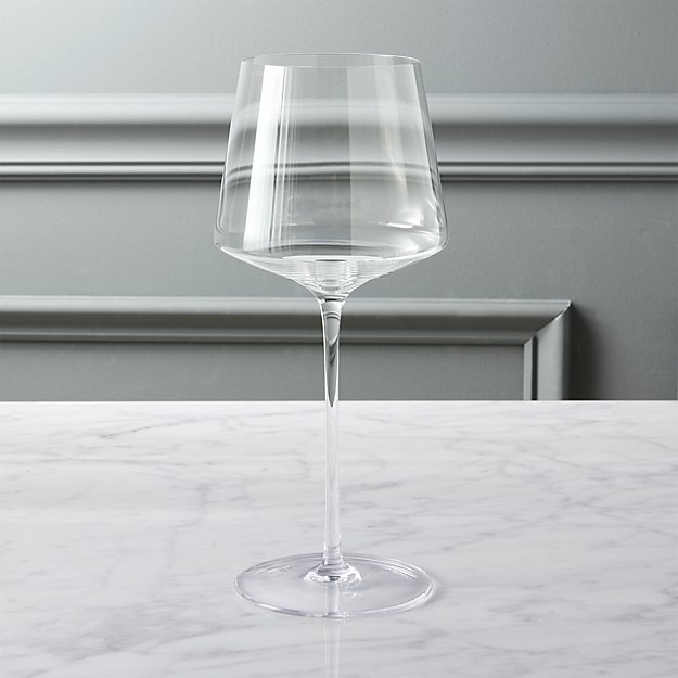 muse red wine glass