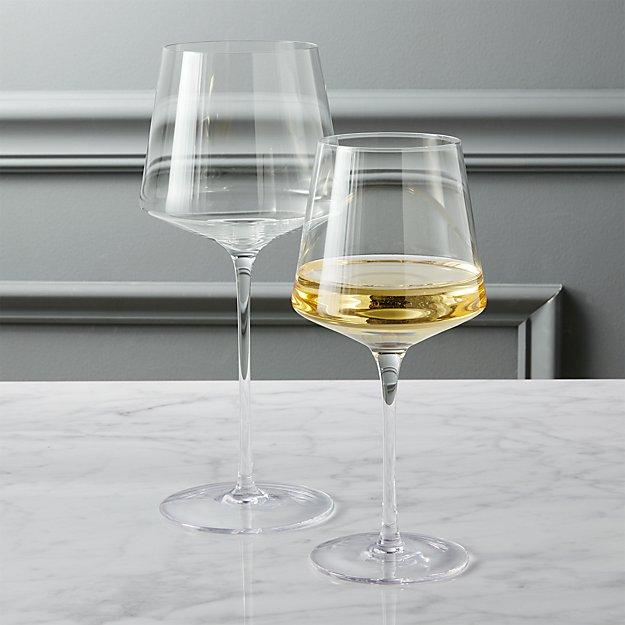 muse wine glasses