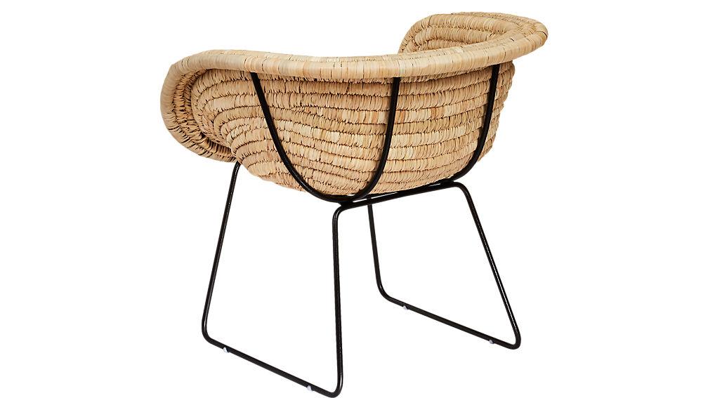 Natural Basket Chair