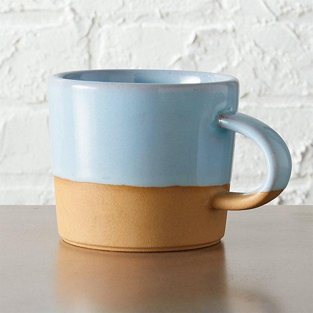 Natural Clay Mug 8oz.
