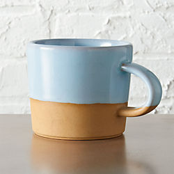 Natural Clay Mug 8oz.