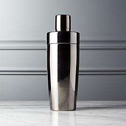 Neil Black Nickel Cocktail Shaker