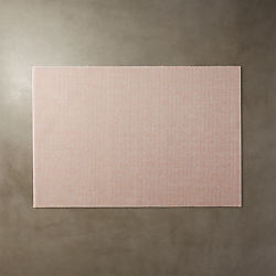 net pink placemat