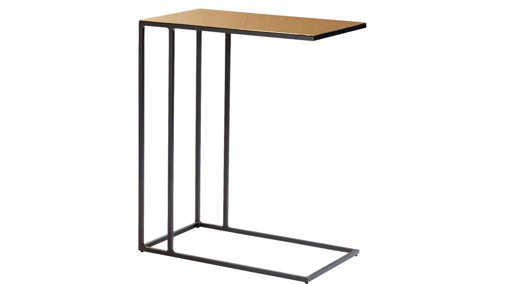 nolita brass c table