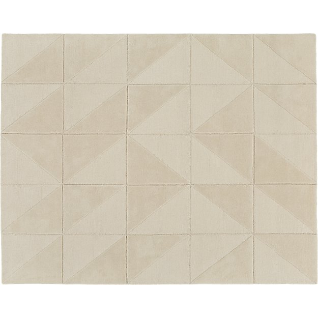 Nora Natural Tufted Rug 8'x10'