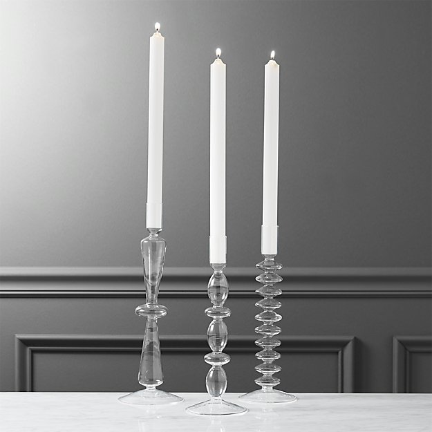 numi taper candle holders