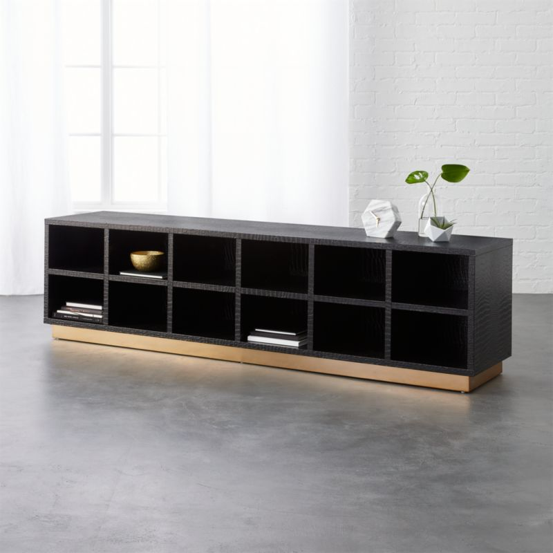 Modern Media Consoles, Credenzas and Cabinets | CB2