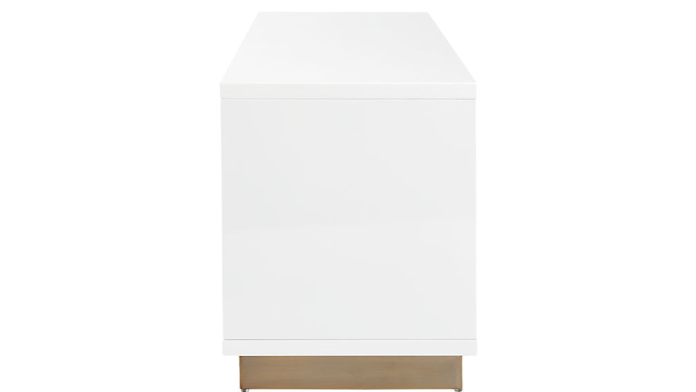oberlin large white entry bench