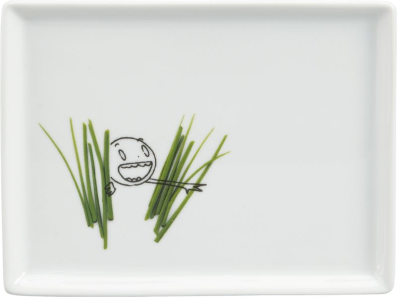oliver chive appetizer plate