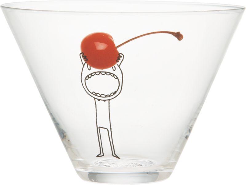 oliver cherry martini glass
