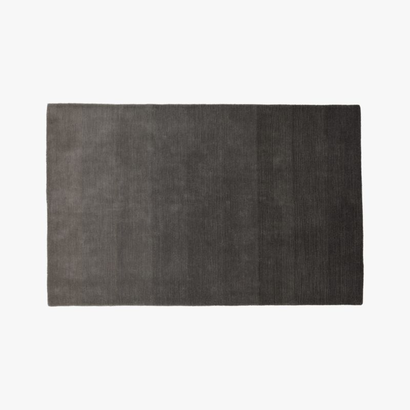 Amazing Ombre Grey Rug 8u0027x10u0027 In View All + Reviews | CB2 Amazing Design