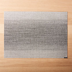 Chilewich ® Ombre Silver Placemat