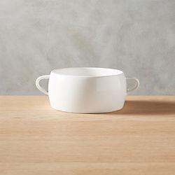 onion soup bowl
