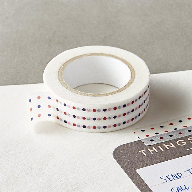 Op Art Washi Tape