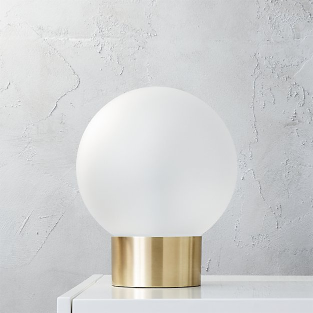 oracle table lamp