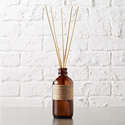 orange and cardamom reed diffuser