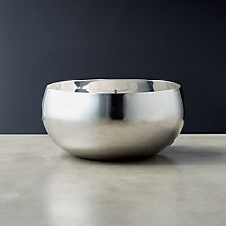 Orb Stainless Steel Salad Bowl