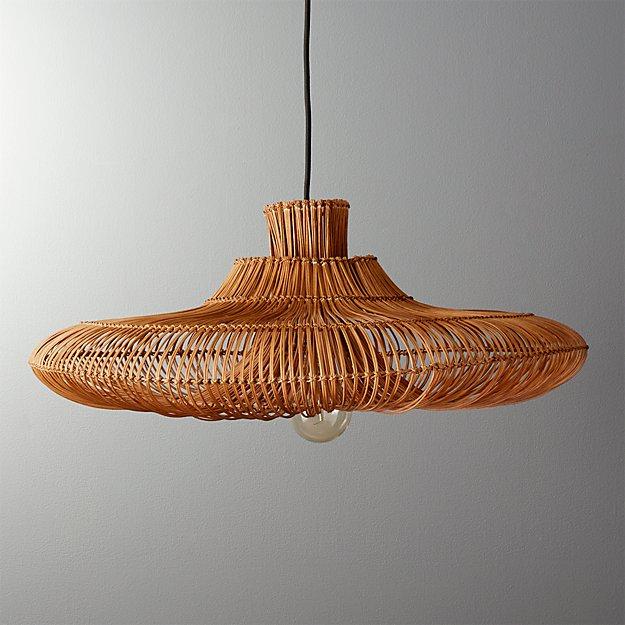 Pl One Pendant Light Cb2