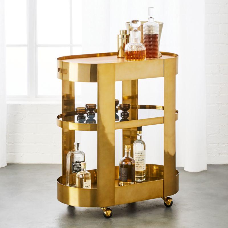 gold furniture cb2. Black Bedroom Furniture Sets. Home Design Ideas