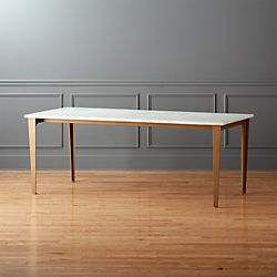 "paradigm 80"" dining table"