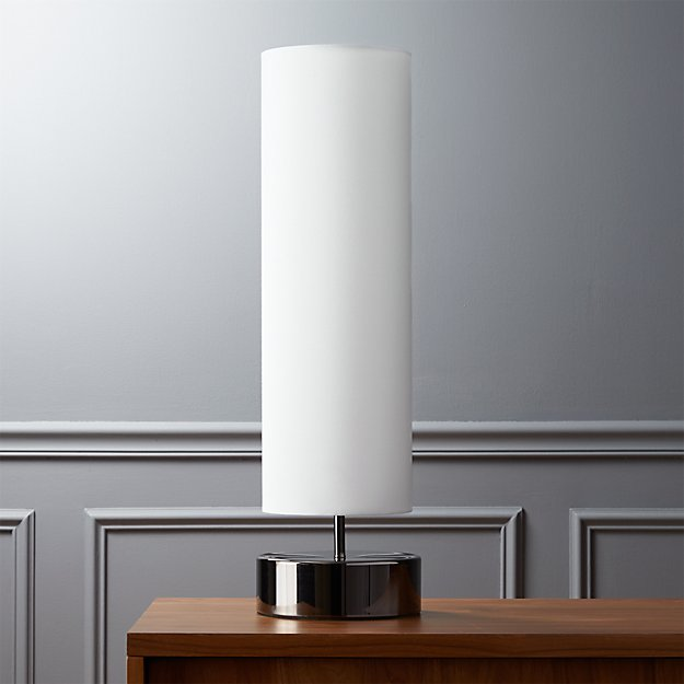paramount table lamp - Paramount Table Lamp CB2