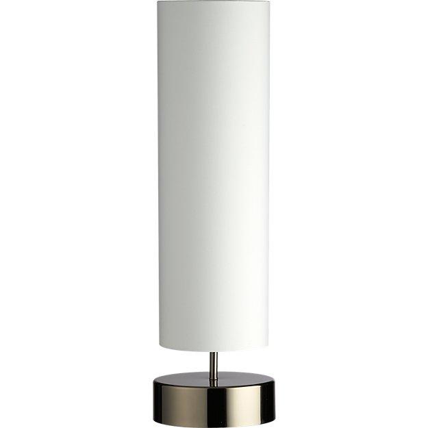 ParamountTblLampF12. ParamountTblLampLitF12. ParamountTableLampSHF16 - Paramount Table Lamp CB2