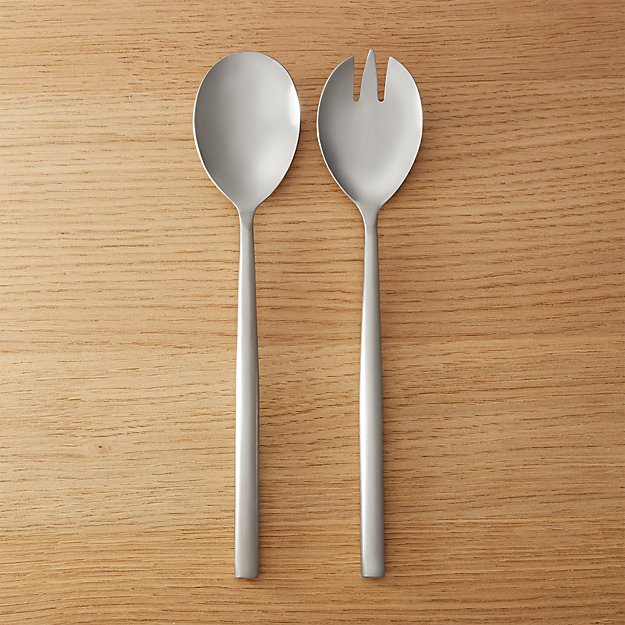 pattern 451 serving spoons