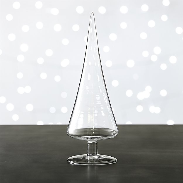 Paz Large Clear Glass Tree