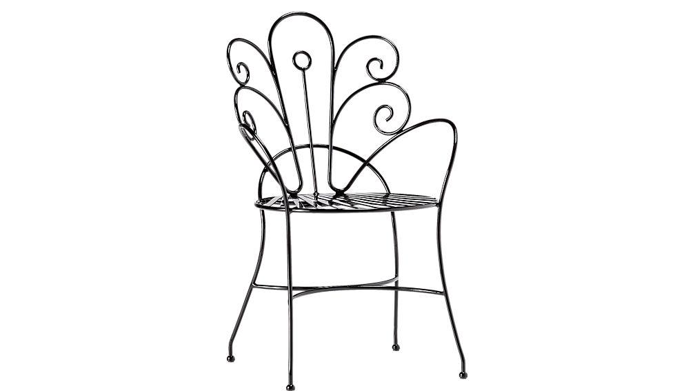 peacock waterproof chair cover